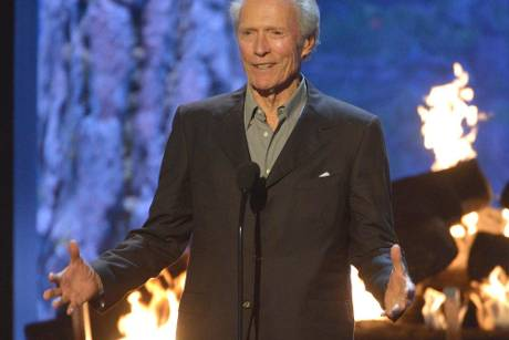 "Clint Eastwood bei den ""Guys' Choice Awards"""