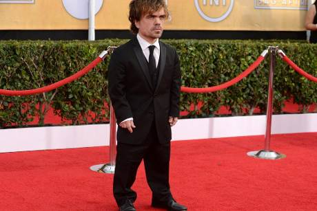 "Peter Dinklage 2014 bei den ""Screen Actors Guild Awards"" in Los Angeles"
