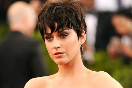 Katy Perry auf einer Gala Anfang Mai in New York