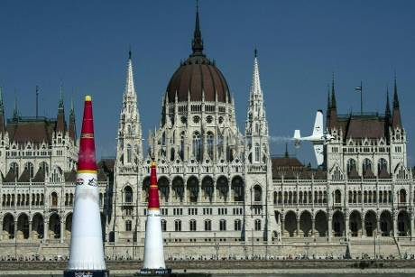 Dolderer Siebter beim Red Bull Air Race in Budapest
