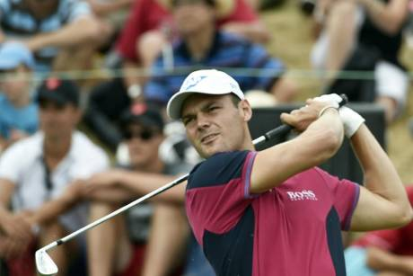 British Open: Kaymer im Flight mit Scott und Walker