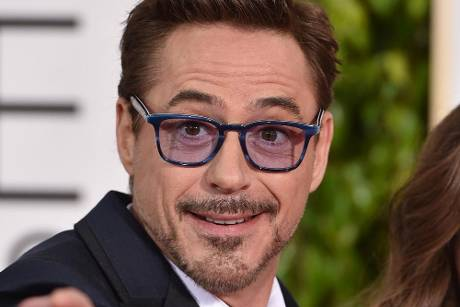 Er ist Hollywoods Top-Verdiener: Robert Downey Jr.
