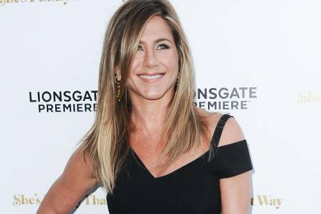 """Jennifer Aniston bei der """"She's Funny That Way""""-Premiere in Los Angeles"""