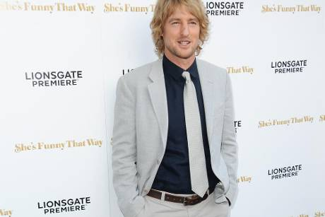 "Owen Wilson bei der Premiere von ""Broadway Therapy"" in Los Angeles"