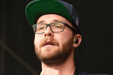 "Mark Forster: Sieger des ""Bundesvision Song Contest 2015"""