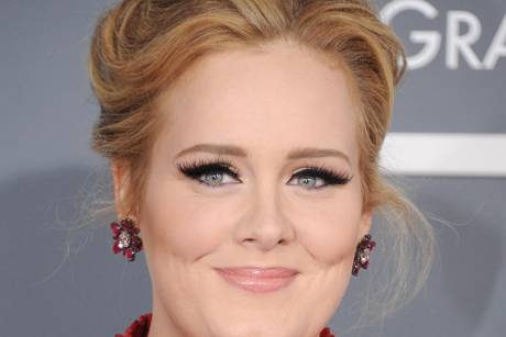 Adele bei den Grammy Awards 2013