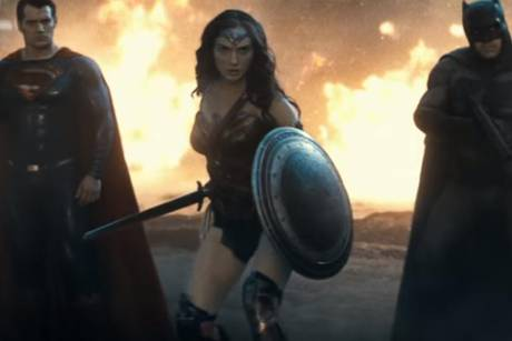"""Batman v Superman: Dawn of Justice"": Auch Wonder Woman ist dabei"