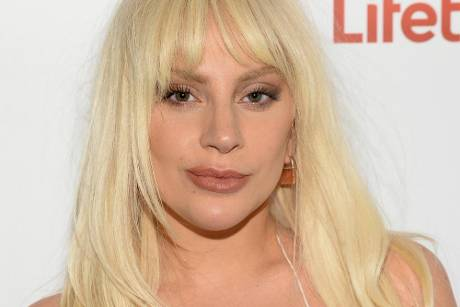 "Lady Gaga bei der Veranstaltung ""Billboard Women in Music"" in New York"