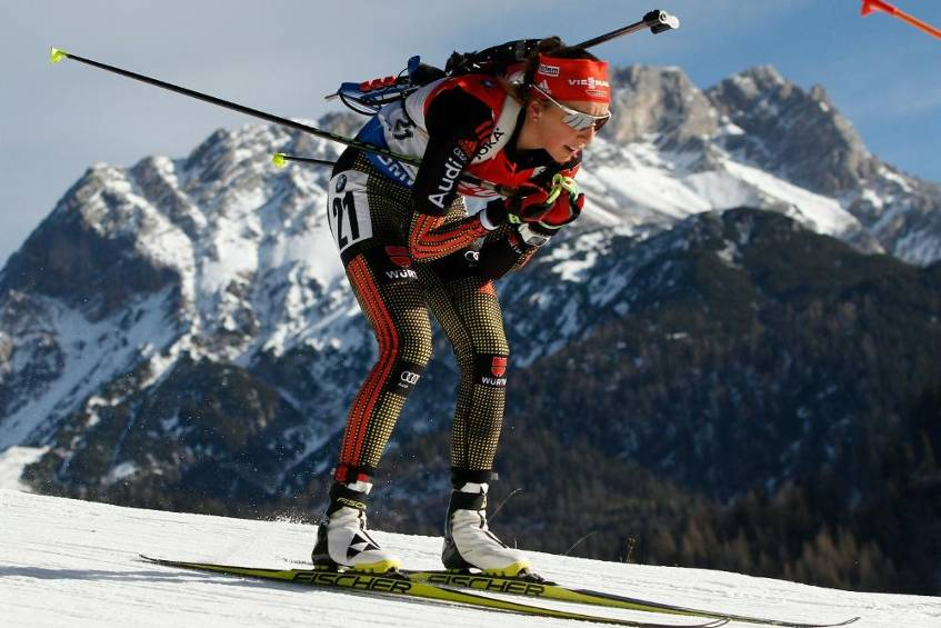 biathlon staffel frauen
