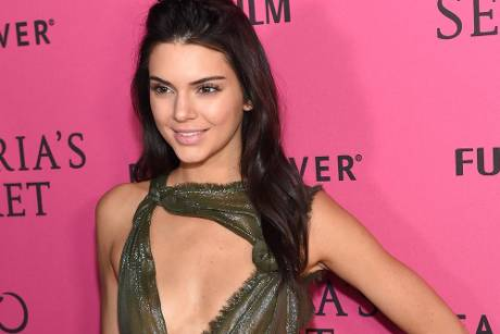 Kendall Jenner bei der Victoria's Secret Fashion Show