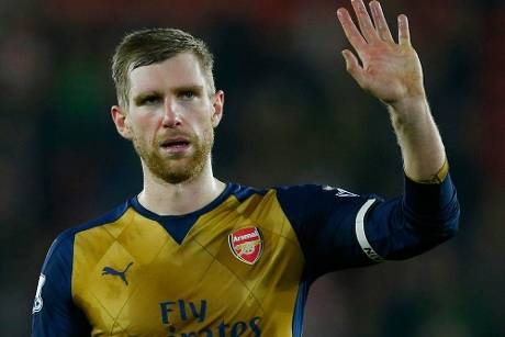 Mertesacker rügt Arsenals Chancenverwertung