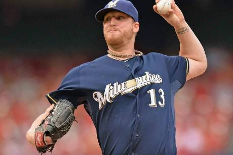 Baseball: Brewers-Pitcher Smith erleidet Bänderriss beim Umziehen