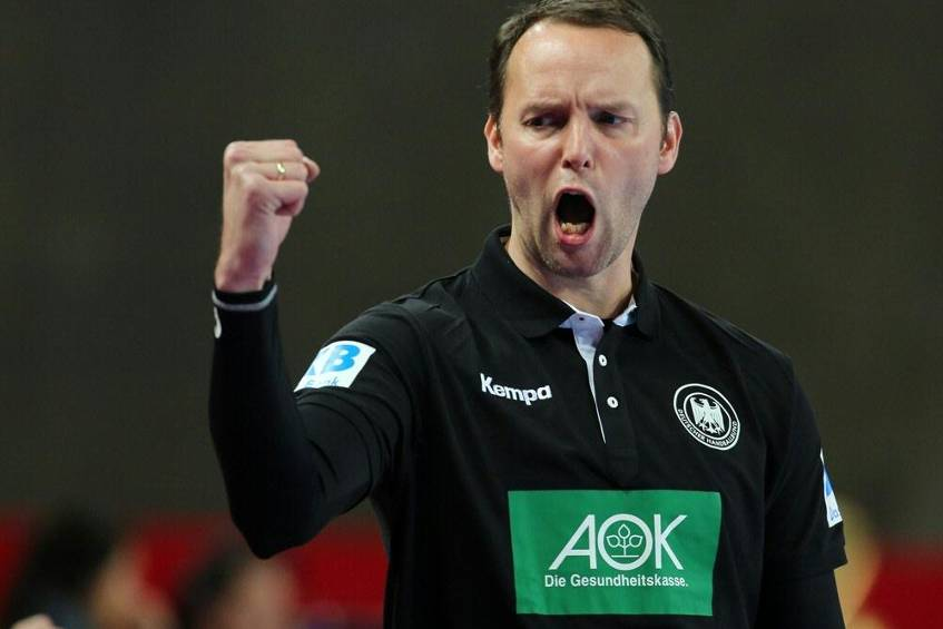 sigurdsson handball trainer