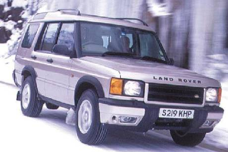 Land Rover Discovery im Test