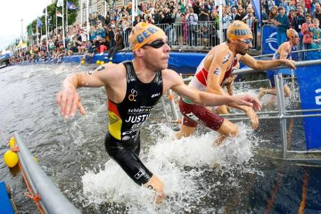 Deutsche Triathleten in Leeds ohne Siegchance