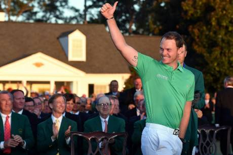 Golf: Masters-Sieger Willett nun Weltranglisten-Neunter