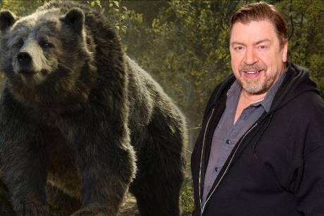 "Armin Rohde spricht in ""The Jungle Book"" Balu"