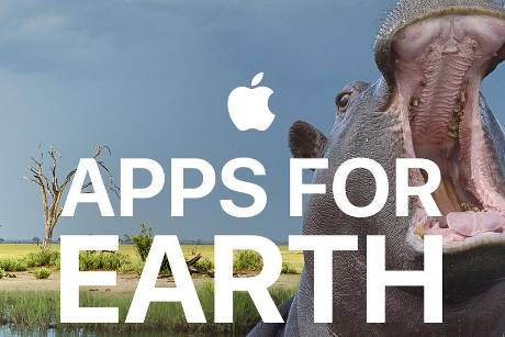 "Zum ""Earth Day"" startet Apple gemeinsam mit dem WWF die Aktion ""Apps for Earth"""