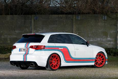 Audi RS3 von MR Racing
