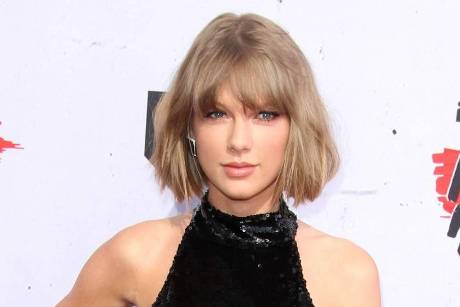 Taylor Swift bei den iHeartRadio Music Awards 2016 in Los Angeles