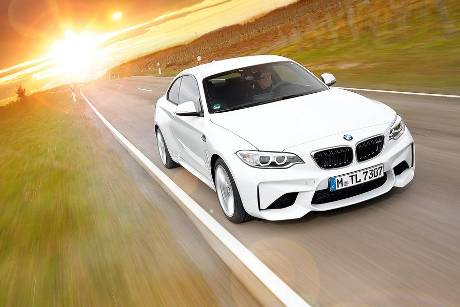 BMW M2 Coup, Frontansicht