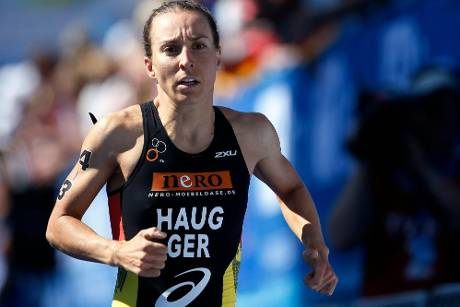 Triathlon: Haug löst das Ticket nach Rio