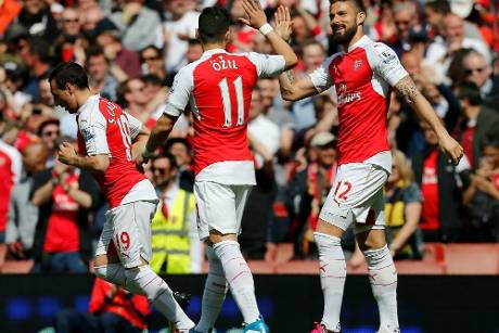 Arsenal Vizemeister, Liverpool Achter, Absage in Manchester