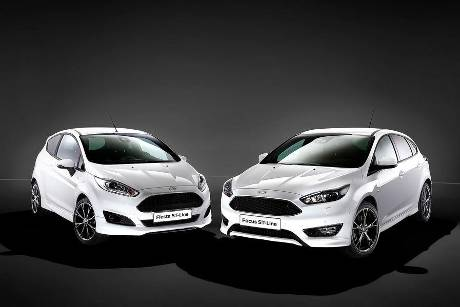 Ford Focus ST Line, Ford Fiesta ST-Line