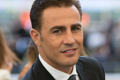 Cannavaro wieder als Trainer in China