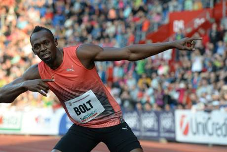9,88 in Kingston: Bolt nähert sich Olympia-Form