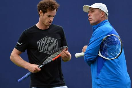 "Lendl will Djokovic den Golden Slam ""verhageln"""