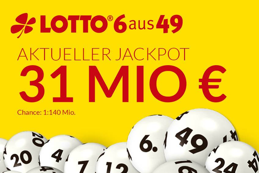 lotto 6aus49 jackpot