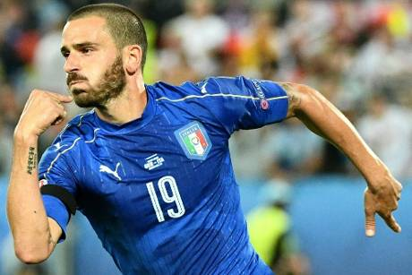 Medien: Guardiola will Bonucci zu Manchester City locken