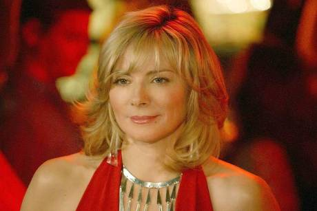 "Sexy Vamp: Kim Cattrall alias Samantha Jones in der Kultserie ""Sex and the City"""