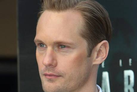 "Alexander Skarsgard bei der Premiere von ""Legend of Tarzan"" in London"