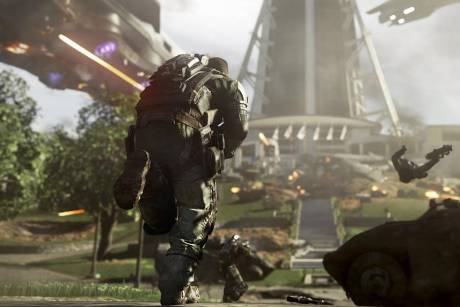 "Am 4. November 2016 soll ""Call of Duty: Infinite Warfare"" in die Läden kommen"
