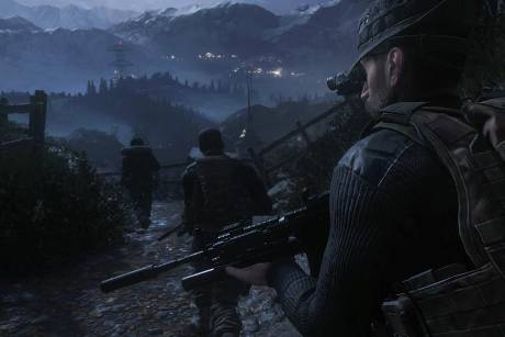 "Per Early Access können Gamer die komplette Kampagne von ""Call of Duty: Modern Warfare Remastered"" ab dem 5. Oktober spielen"