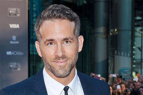 Ryan Reynolds wurde am 23. Oktober 1976 in Vancouver in Kanada geboren