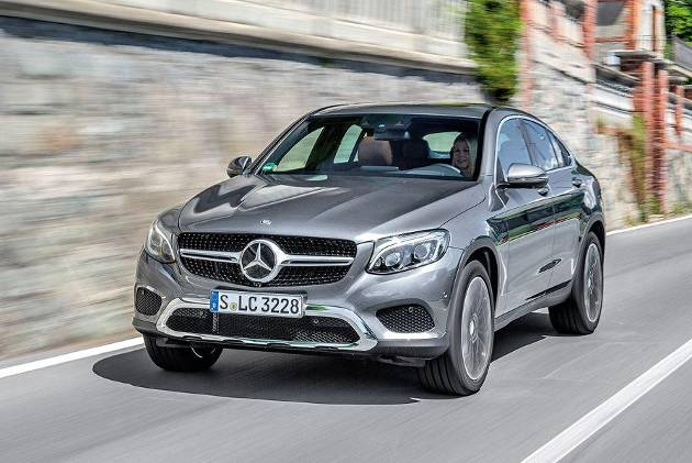 Mercedes GLC 250 d 4Matic Coupé im Test
