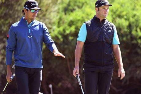 World Cup of Golf: Cejka/Jäger starten solide