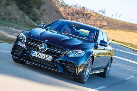Business-Bolide mit 612 PS: Der Mercedes-AMG E 63 4Matic