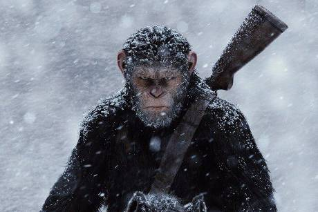 """War for the Planet of the Apes"": Der Krieg hat begonnen..."