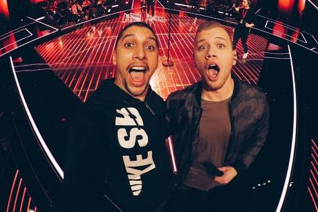 "Andreas Bourani hat mit Tay Schmedtmann das Finale von ""The Voice of Germany"" 2016 gewonnen"