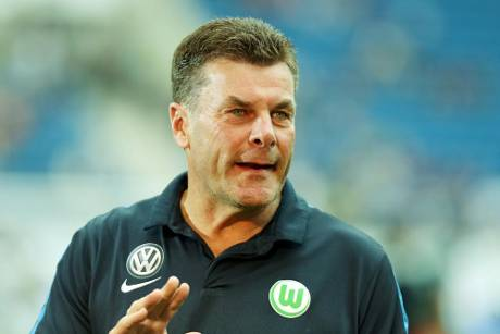 Hecking neuer Trainer in Gladbach