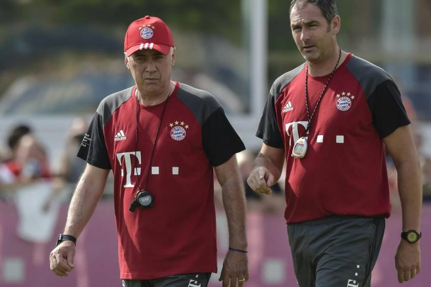 co trainer fc bayern
