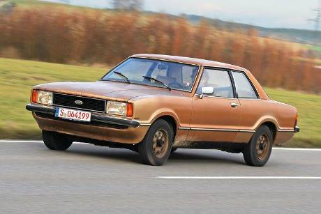Ford Taunus 2.0 GL Front