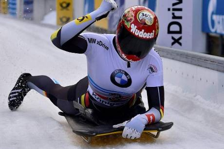 Skeleton: Lölling holt EM-Titel in Winterberg