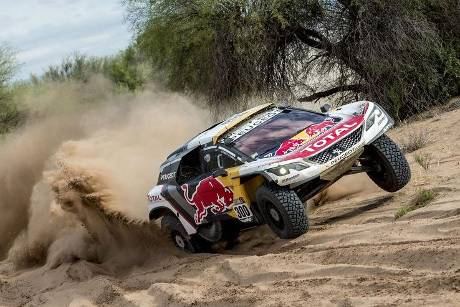 Stephane Peterhansel - Rallye Dakar 2017
