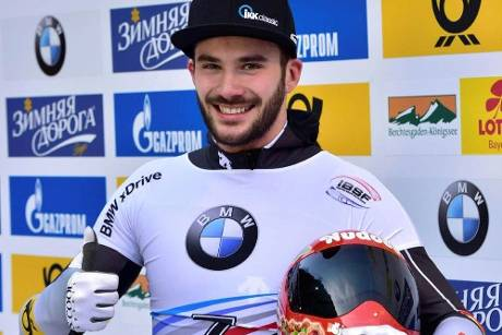 Skeleton: Gassner bester Deutscher in St. Moritz