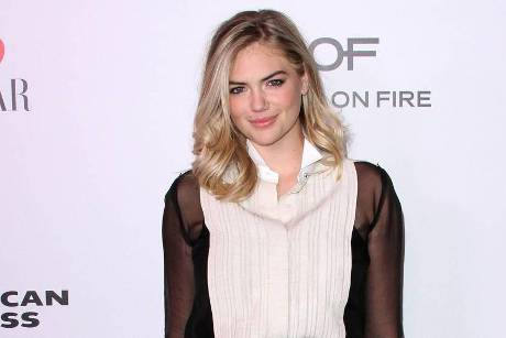 "Kate Upton bei ""Harper's Bazaar 150 Most Fashionable Women""-Gala in Los Angeles"